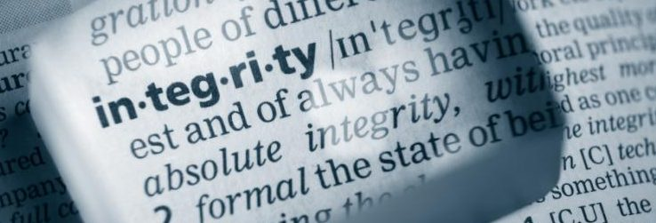 Kernwaarde integriteit