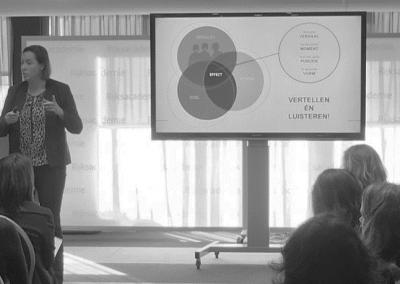 Kennismiddag: Werken met verhalen in corporate communicatie en verandering